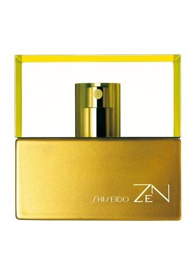 Shiseido Shiseido Zen Amber Ve AğaÇ Aromalı Kadın Parfümü 100 ml Renksiz
